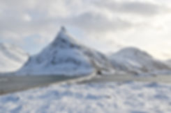 Norvège - Lofoten - Fredvang - pont