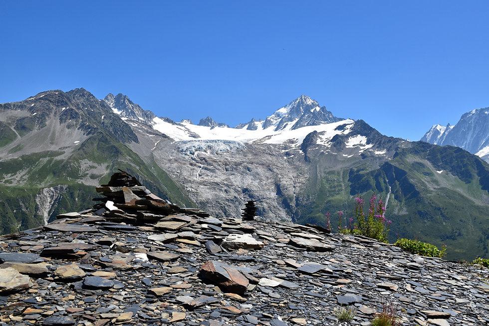Chamonix - Aiguillette des Posettes - ardoisière