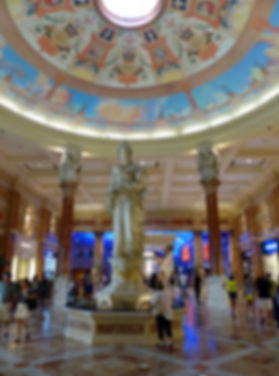 Las Vegas Caesars Palace Forum Shop