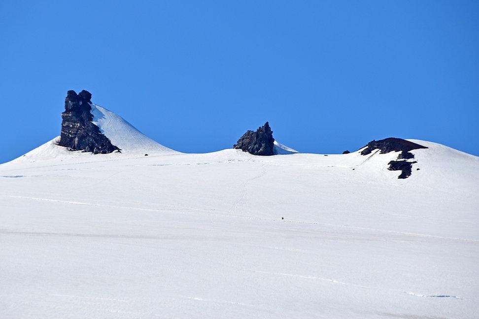 Islande Snæfellsjökull volcan somme
