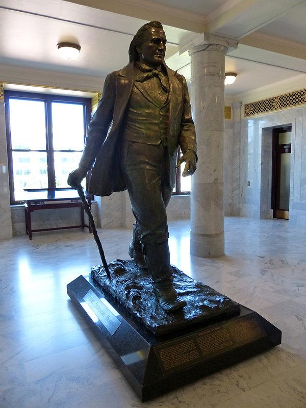 Salt Lake City capitol Joseph Smith