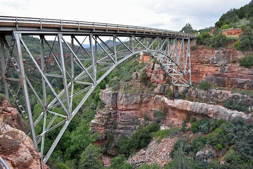Arizona - Sedona - Midgley Bridge