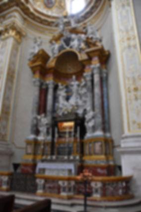 Bergame Citta Alta Duomo