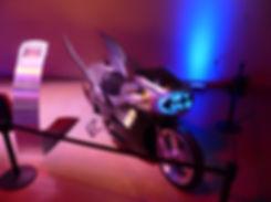 Los Angeles Burbank Warner Bros Studios batman moto