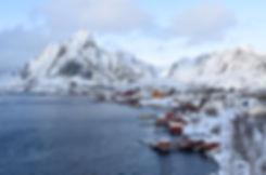 Norvège - Lofoten - Moskenesøya - Reinefjorden - Reine