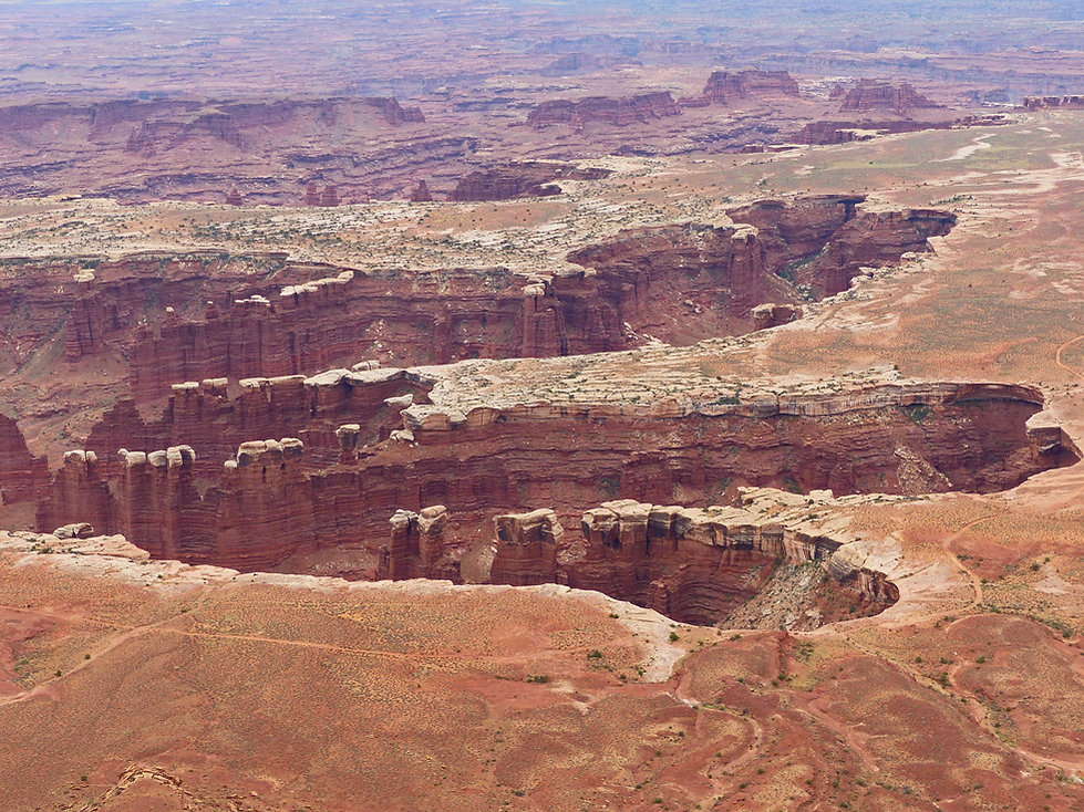 Canyonland National Park Grand View Point