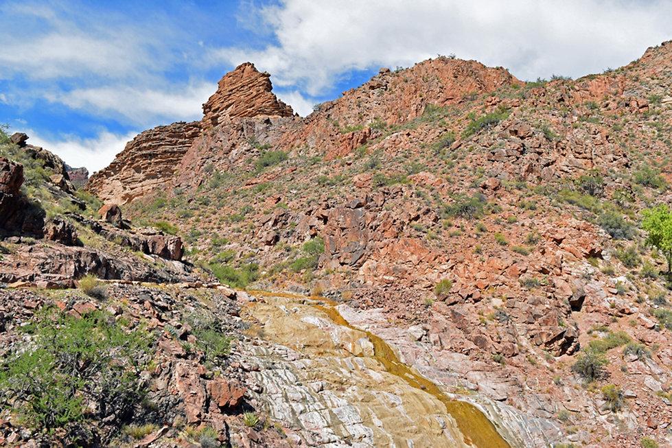 Arizona - Grand Canyon National Park - Bright Angel Trail