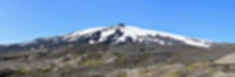 Islande Snæfellsjökull volcan piste f570