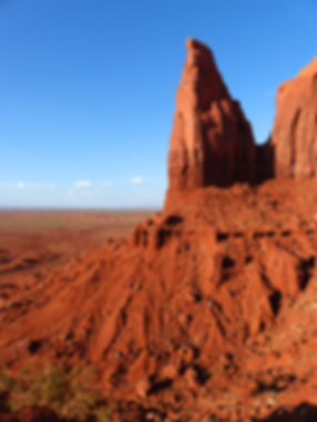 Monument Valley aiguille rocheuse