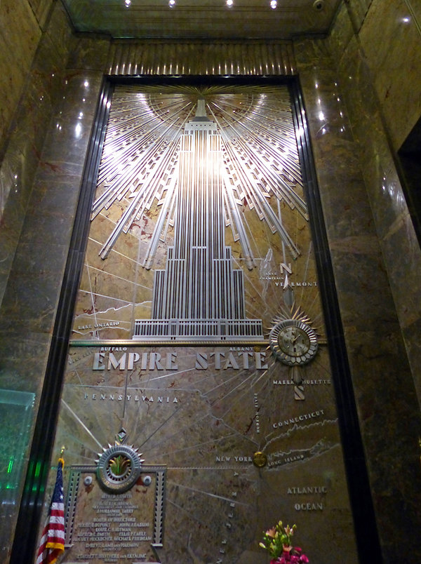 New-York - Empire State Building