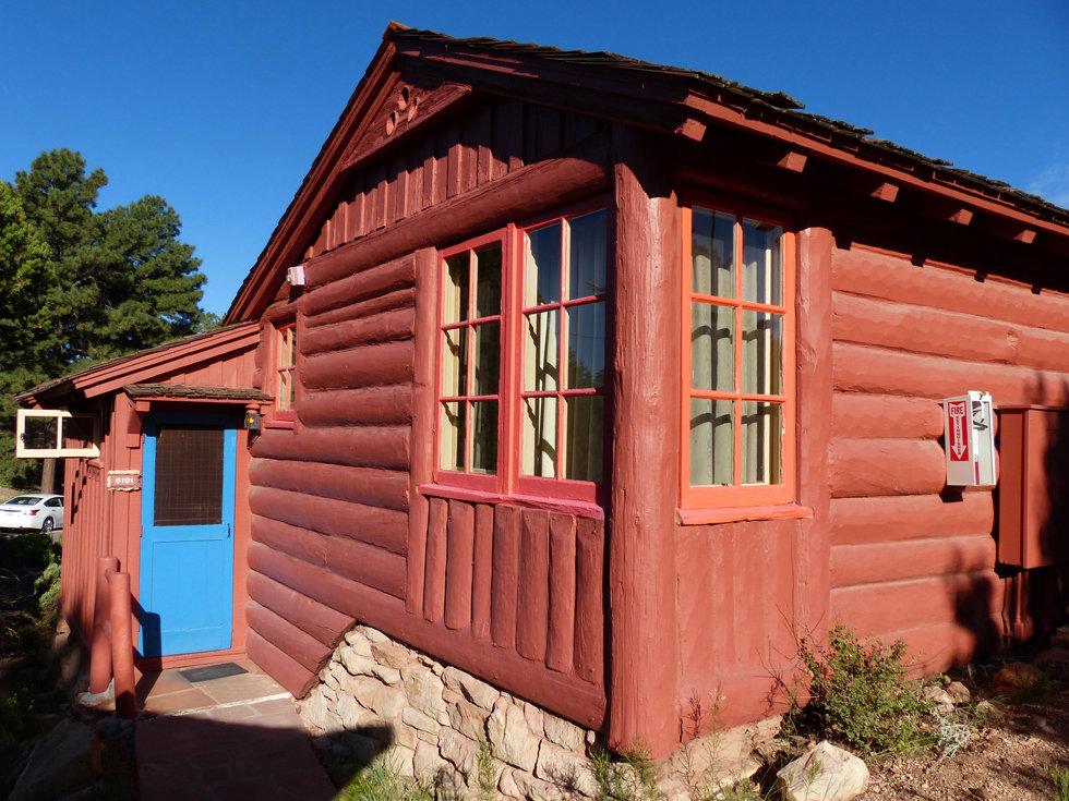 Grand Canyon Bright Angel Lodge Cabine