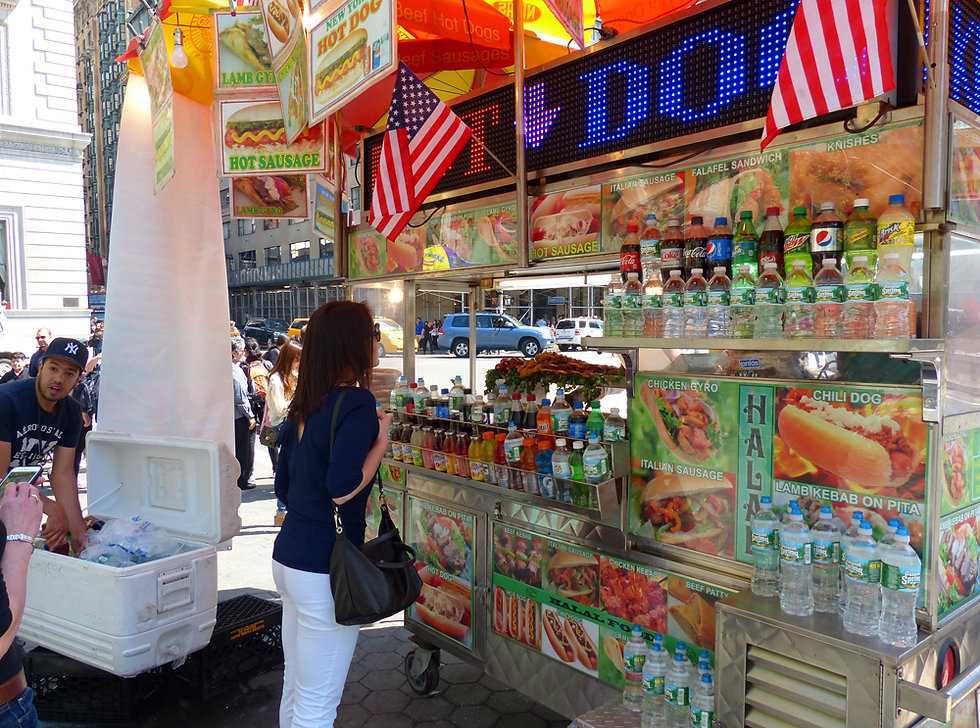New-York - Food truck