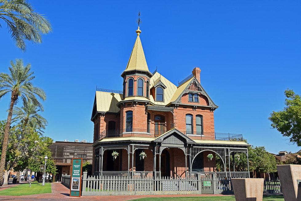 Arizona - Phoenix - Rosson House