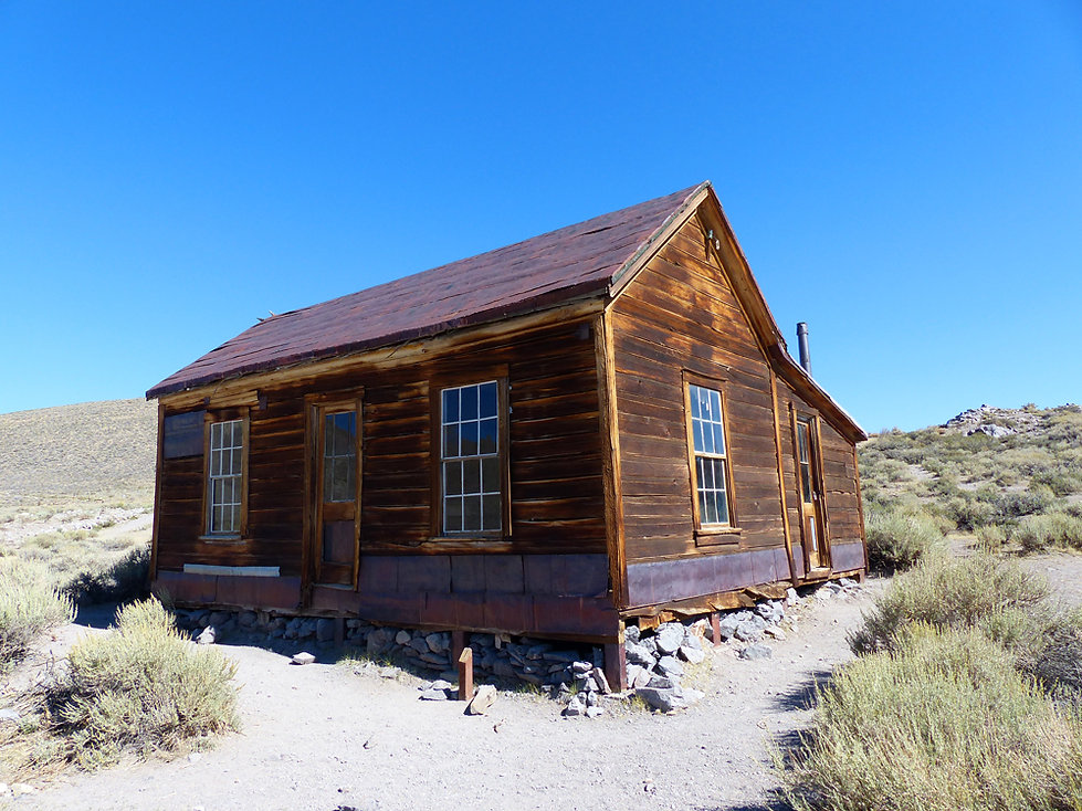Bodie ghost town sherif