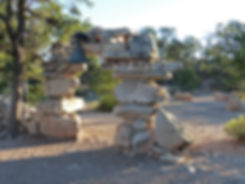 Grand Canyon National Park Rim Trail Hermit Rest
