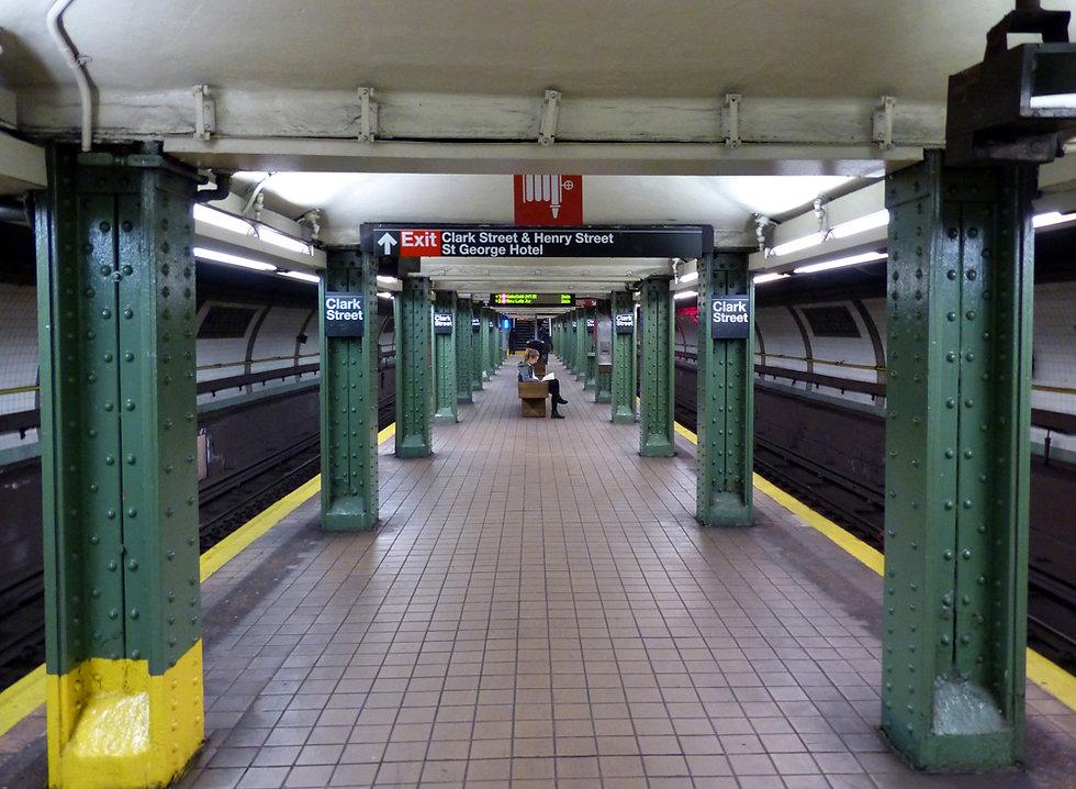 New-York - Métro - Subway