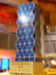 New-York - Times Square - Toys'R'Us - Hearst Tower