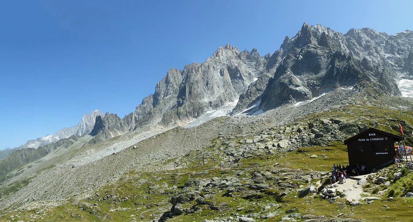 Chamonix - Grand Balcon Nord - Aiguilles de Chamonix