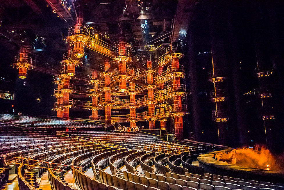 Las Vegas Cirque du soleil Ka