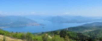 Italie sommet Mottarone Lac Majeur