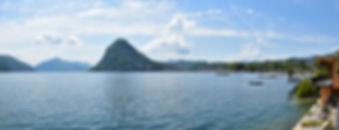 lac lugano baie