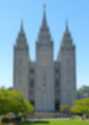 Salt Lake City Temple Square
