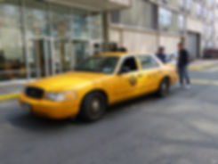 Taxi New-York -Ford Crown Victoria