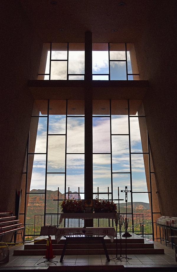 ona - Sedona - Chapel of the Holly Cross