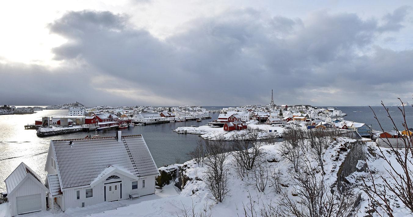 Norvège - Henningsvær