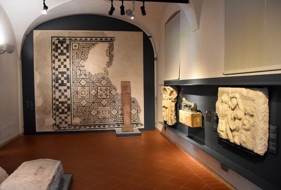 Brescia Santa Giulia musée