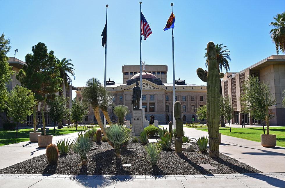 Arizona - Phoenix - Capitole
