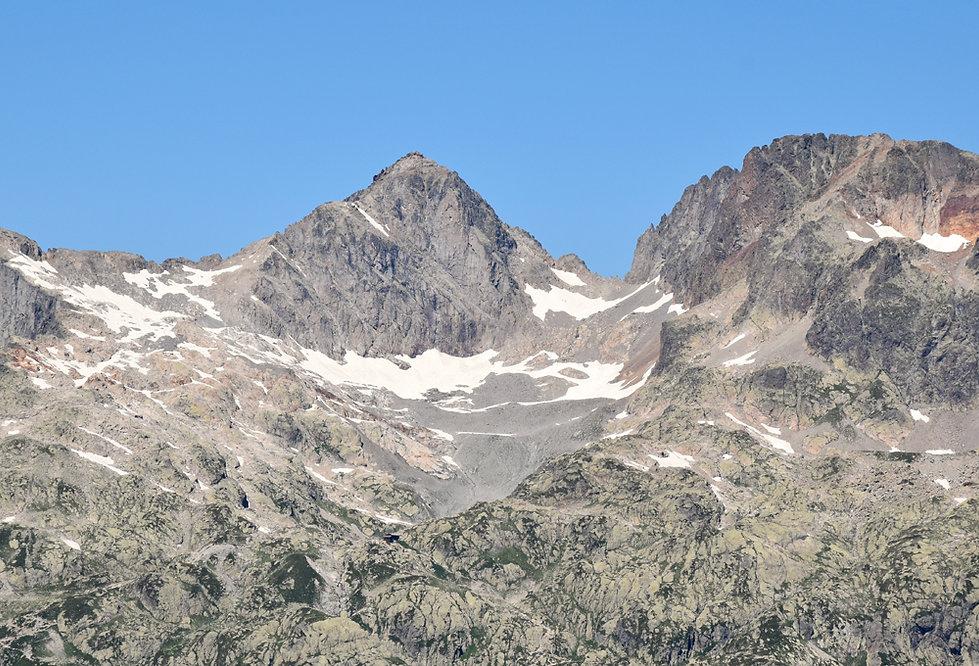 Chamonix - Aiguille du Belvédère