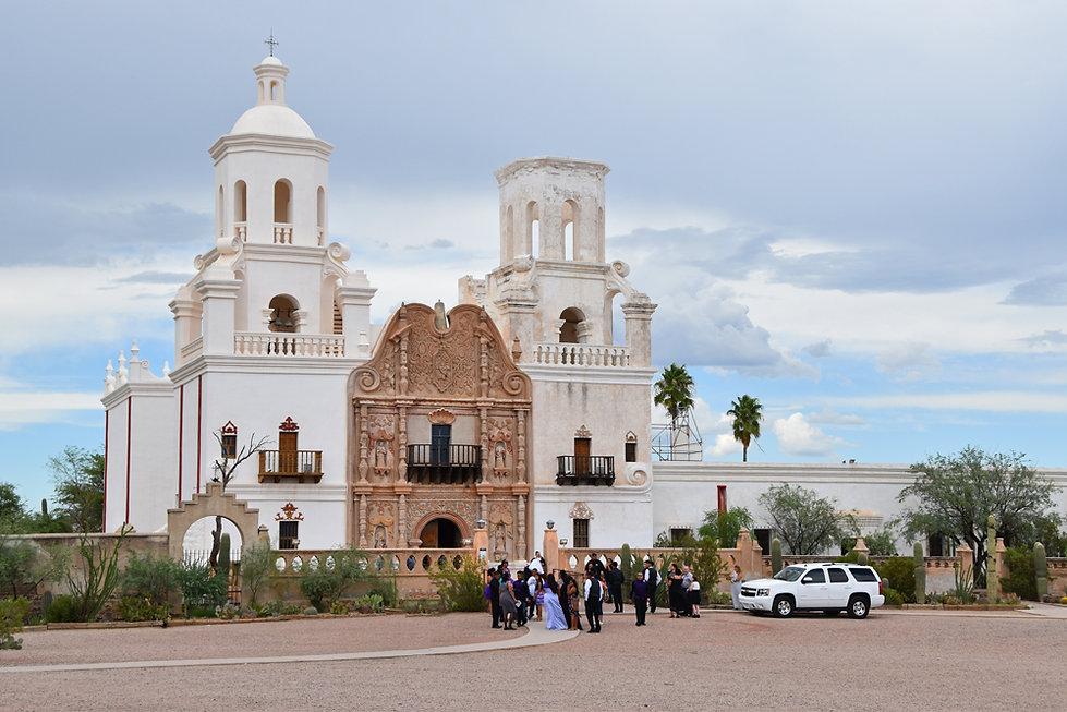 Tucson - Mission San Xavier del Bac