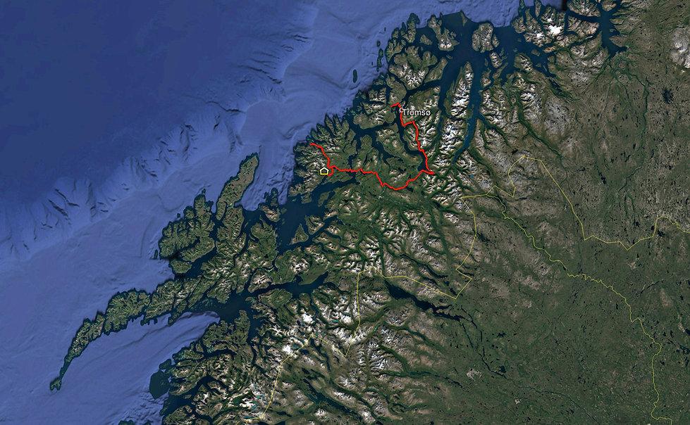 Norvège - Tromsø -Lofoten - Senja - Roadtrp