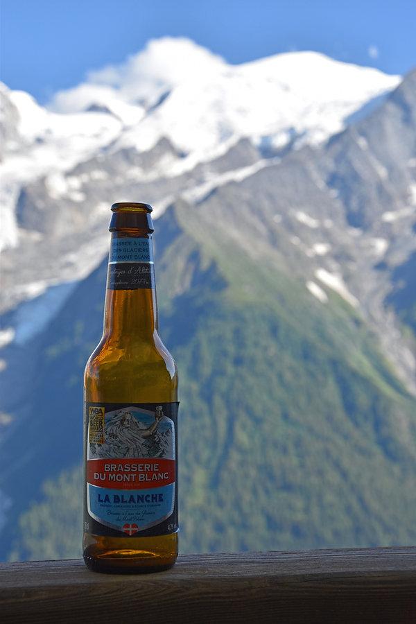 Chamonix - les Houches - Parc de Merlet - Bière du Mont Blanc
