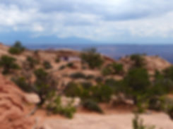 Canyonland National Park Mesa Arch
