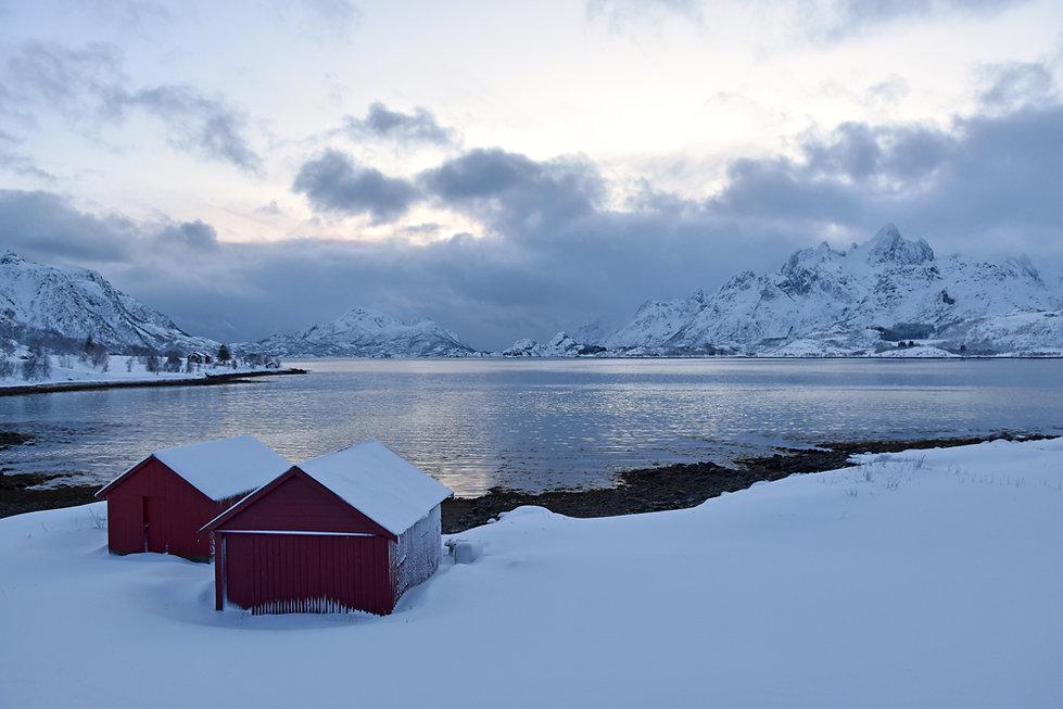 Norvège - Rafsundet - Hinnøya