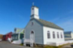 Islande Stykkisholmur église bois
