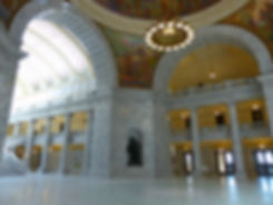 Salt Lake City Capitol intéreur