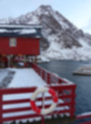 Norvège - Lofoten - Moskenesøya - Å