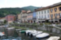 lac majeur cannobio port