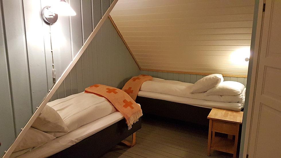 Norvège - Nyvågar Rorbuhotel