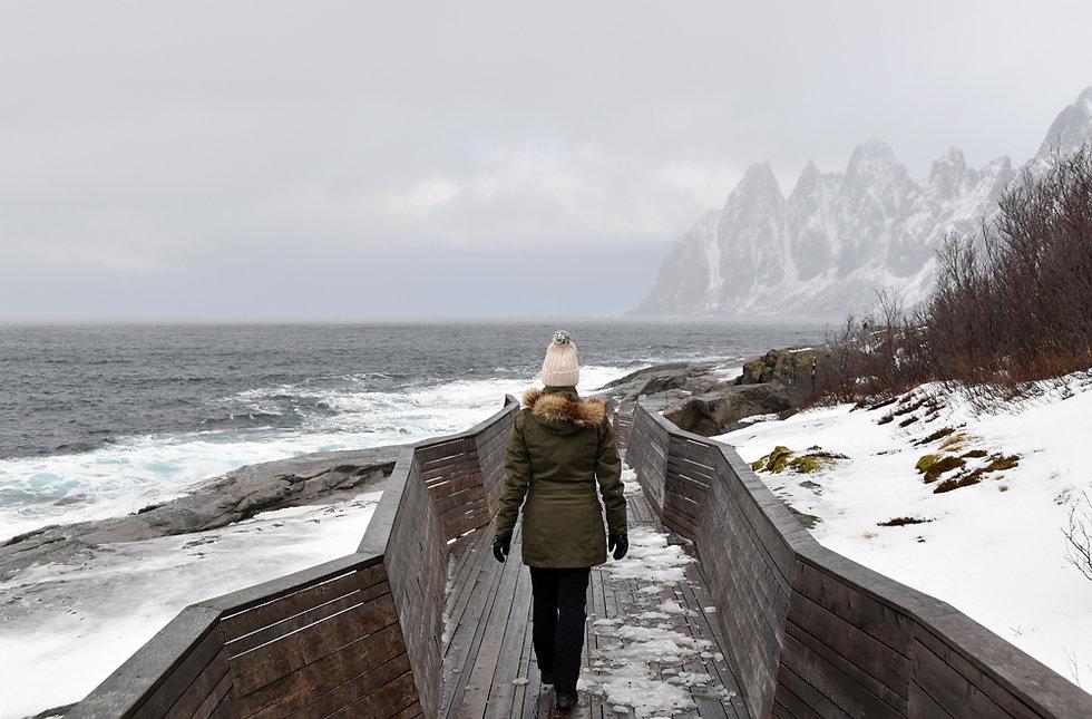 Norvège - Senja - Tungeneset