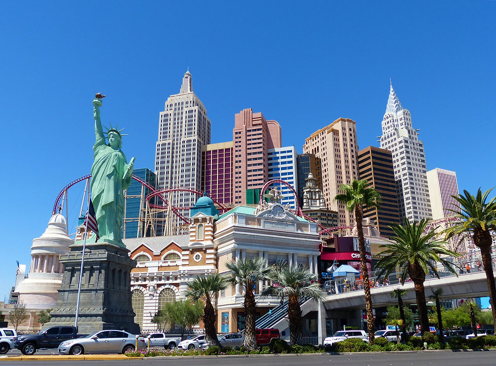 Las Vegas New-York