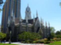 Salt Lake City Temple Square Assembly Hall