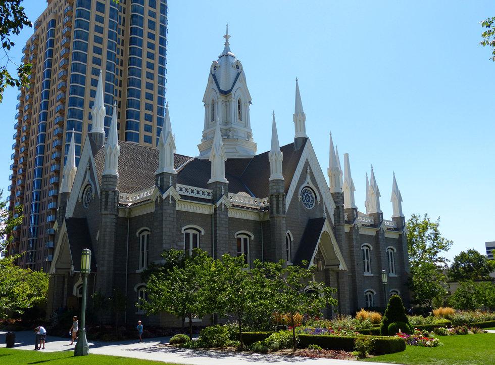 Salt Lake City Temple Square Assembly Hall
