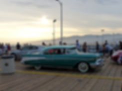 Los Angeles Santa Monica Pier Chevrolet