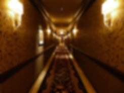 Las Vegas Bellgio couloir