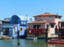 Sausalito - Houseboats