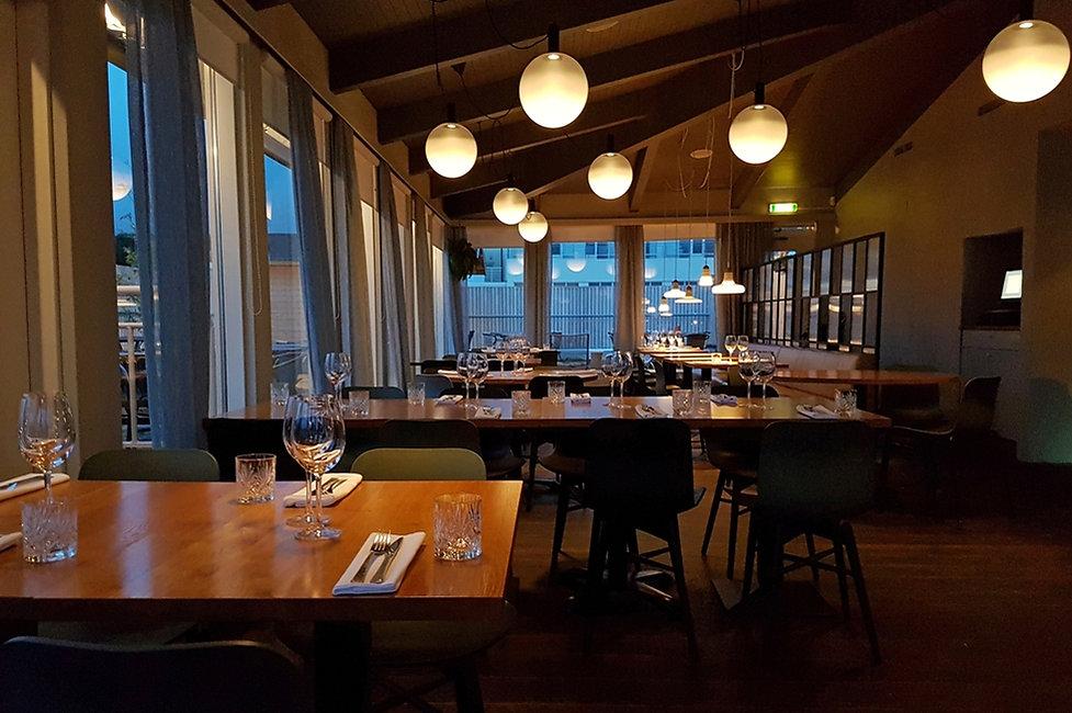 islande iceland Akureyri strikid restaurant